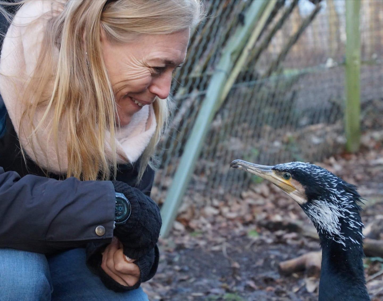 Kirstins liv med dyrene @ Kerteminde Bibliotek
